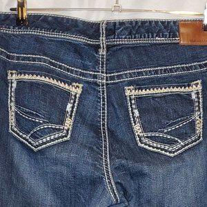 Maurices Premium Dark Wash Jeans